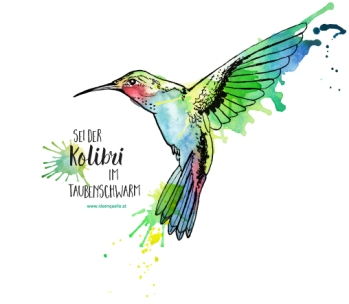 Kolibri Illustration